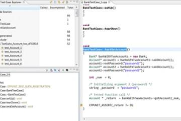 Parasoft C/C++test预览: