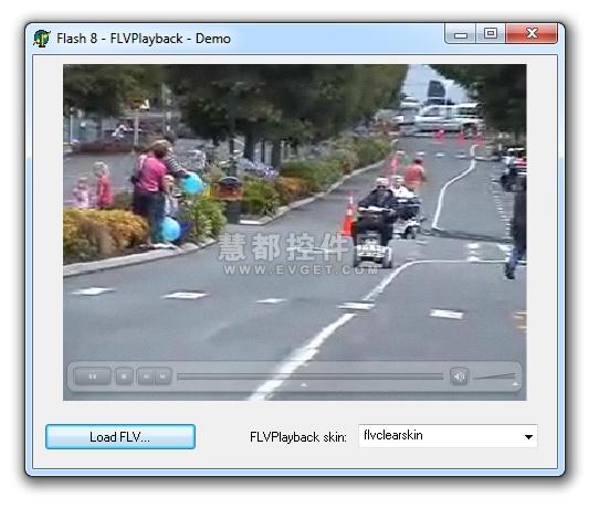 SmartFlash VCL预览:SmartFlash VCL界面预览