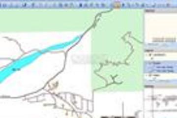 TatukGIS Editor预览:TatukGIS Editor地图项目创建