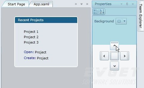 ComponentOne Studio Enterprise预览:navigation-layout02