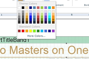 Stimulsoft Reports.PHP预览:Change text color