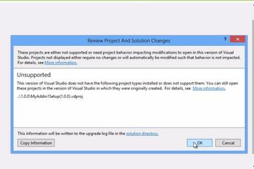 VDProj to WiX Converter预览:VDProj to WiX Converter