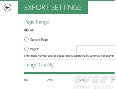 Stimulsoft Reports.WinRT预览:image export setting