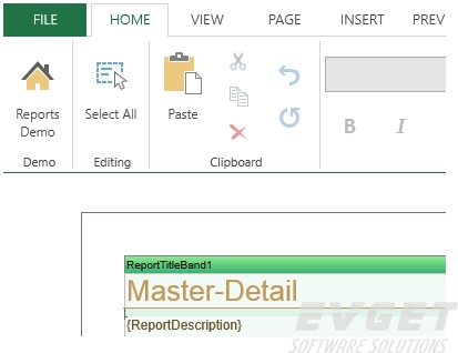 Stimulsoft Reports.WinRT预览:designer