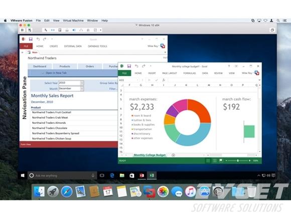 VMware Fusion预览:VMware Fusion