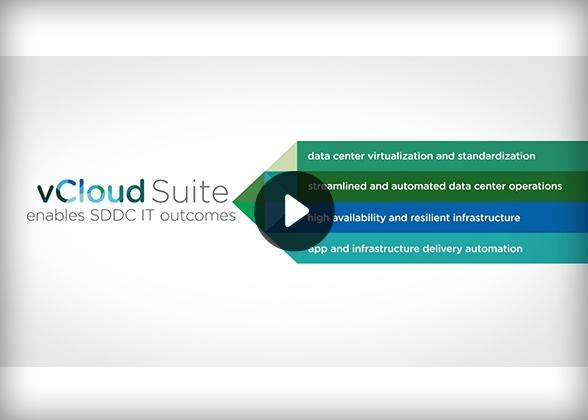 vCloud Suite预览:vcloud suite