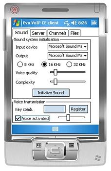 VoIP EVO Mobile SDK预览:特征