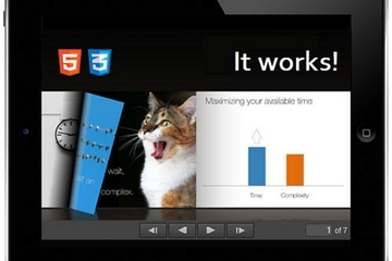 PowerPoint-to-Html5 SDK预览:PowerPoint-to-Html5 SDK