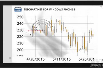 TeeChart for .NET预览:Fibonacci