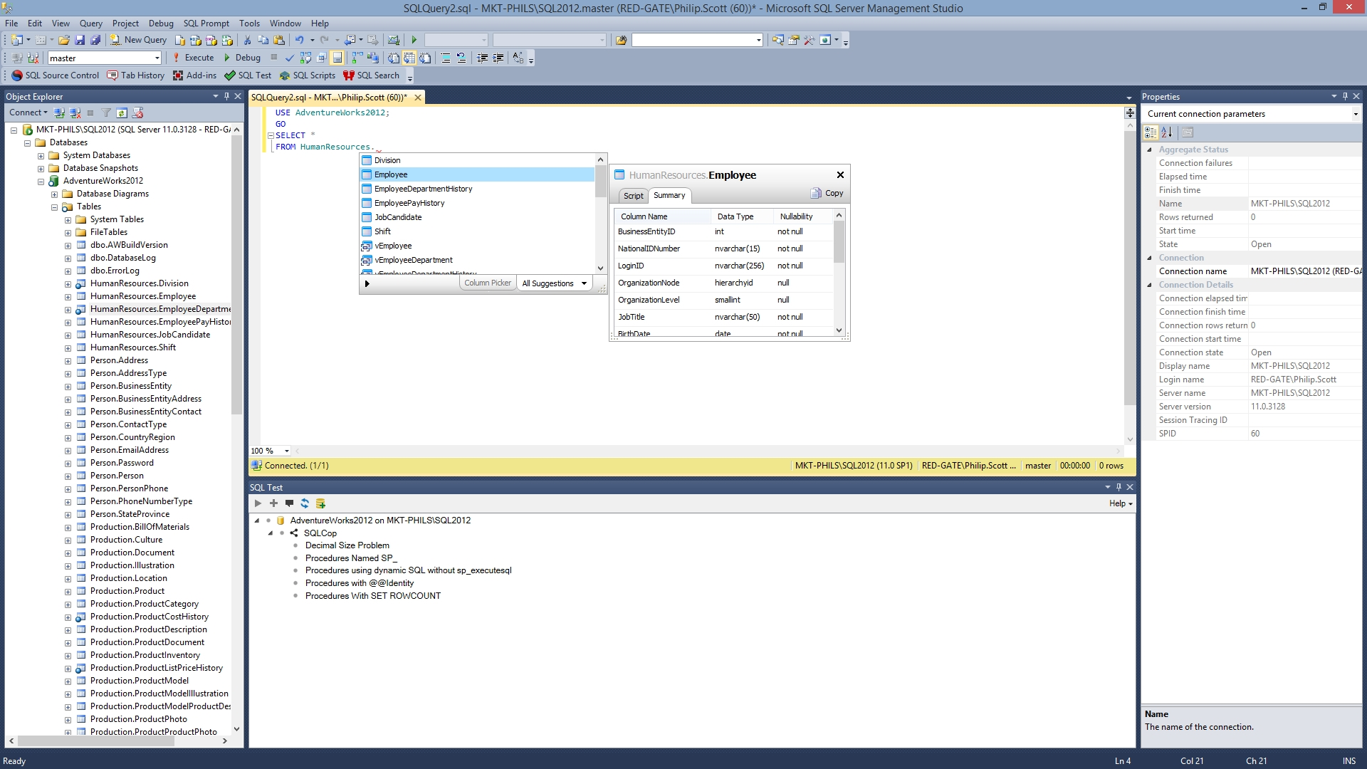 SQL Prompt预览:您的反馈