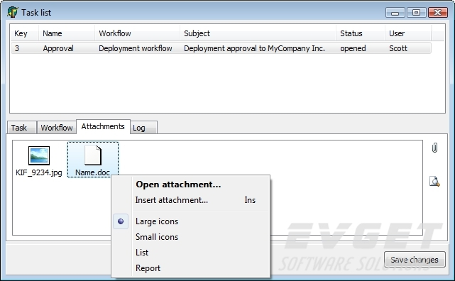 TMS Workflow Studio预览:work flows creen shot