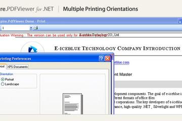 Spire.Office for .NET预览:Spire.Office for .NET图集