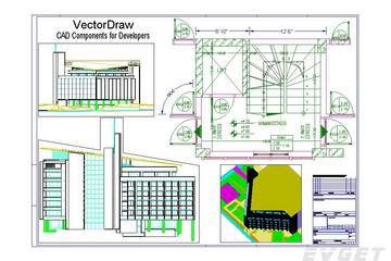 VectorDraw Developer Framework预览:VectorDraw Developer Framework