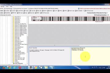BarCode Reader SDK预览:BarCode Reader SDK 04