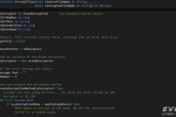 Xceed EncryptionforActiveX预览:Xceed-Encryption-ActiveX-Screenshot