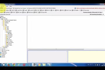 BarCode Reader SDK预览:BarCode Reader SDK 05