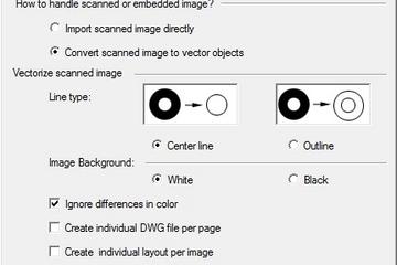 PDF to DWG Converter预览:PDF to DWG Converter 4