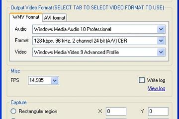 Screen Capturing SDK预览:Screen Capturing 1