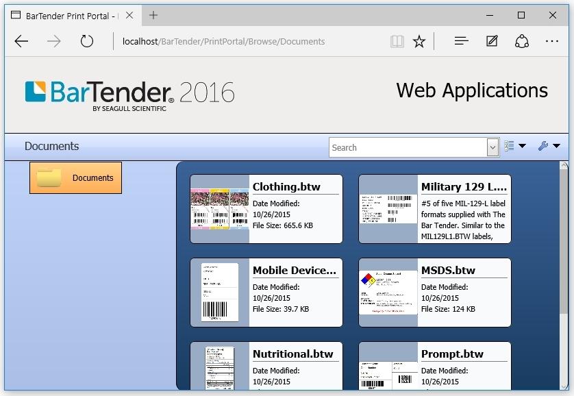 BarTender预览:null