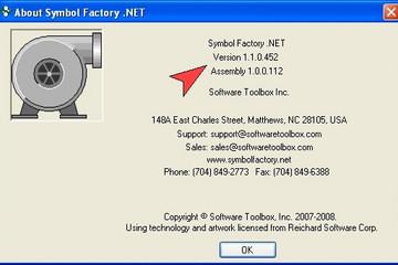 Symbol Factory.NET预览:null