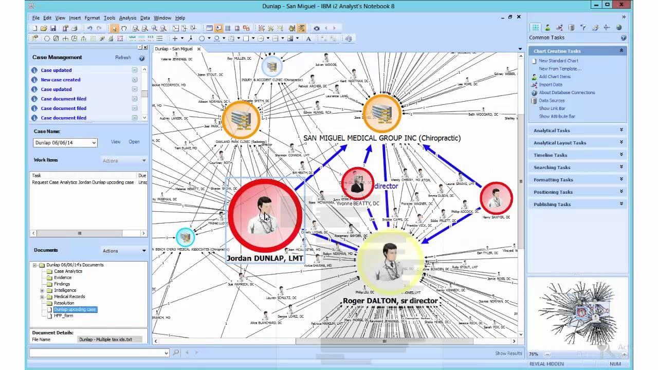 i2 COPLINK预览:i2 COPLINK