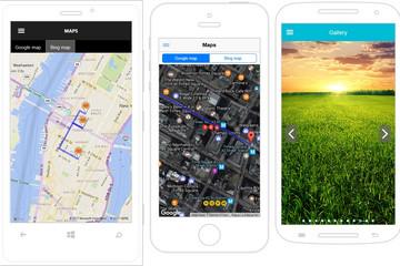 DevExtreme Complete Subscription预览:DevExpress-DevExtreme-Mobile-Optimized-UI-Widgets