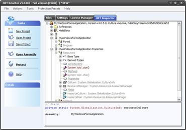 .NET Reactor预览:simple2