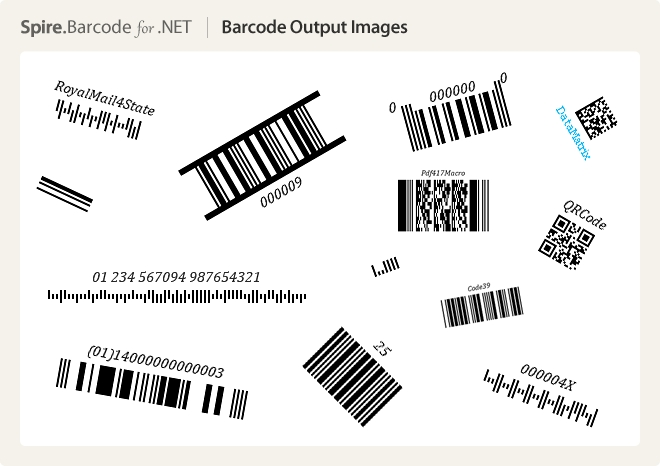 Spire.Barcode for .NET预览:1