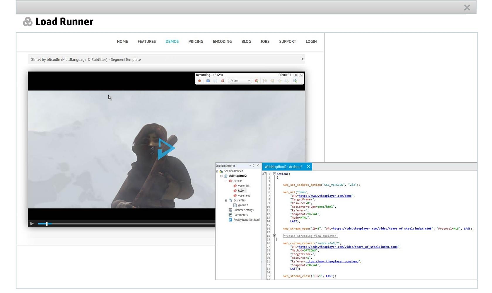 LoadRunner预览:loadrunner1
