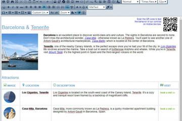 Telerik UI for ASP.NET AJAX预览: