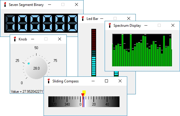 Iocomp ActiveX/VCL预览: