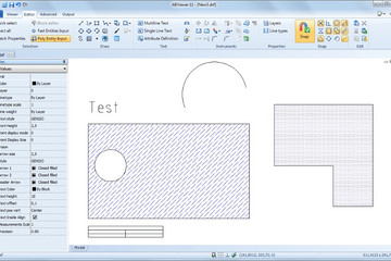 ABViewer预览:专业的编辑工具,可以更改图纸或创建新图纸。