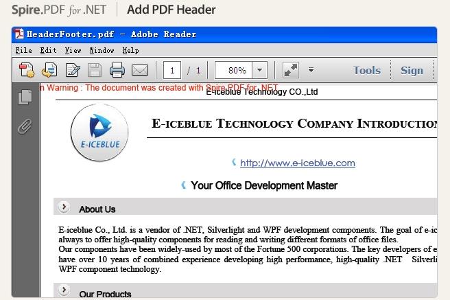 Spire.PDF Platinum Pack预览: