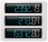 Nevron Gauge for SSRS预览:Gauge for SSRS 2