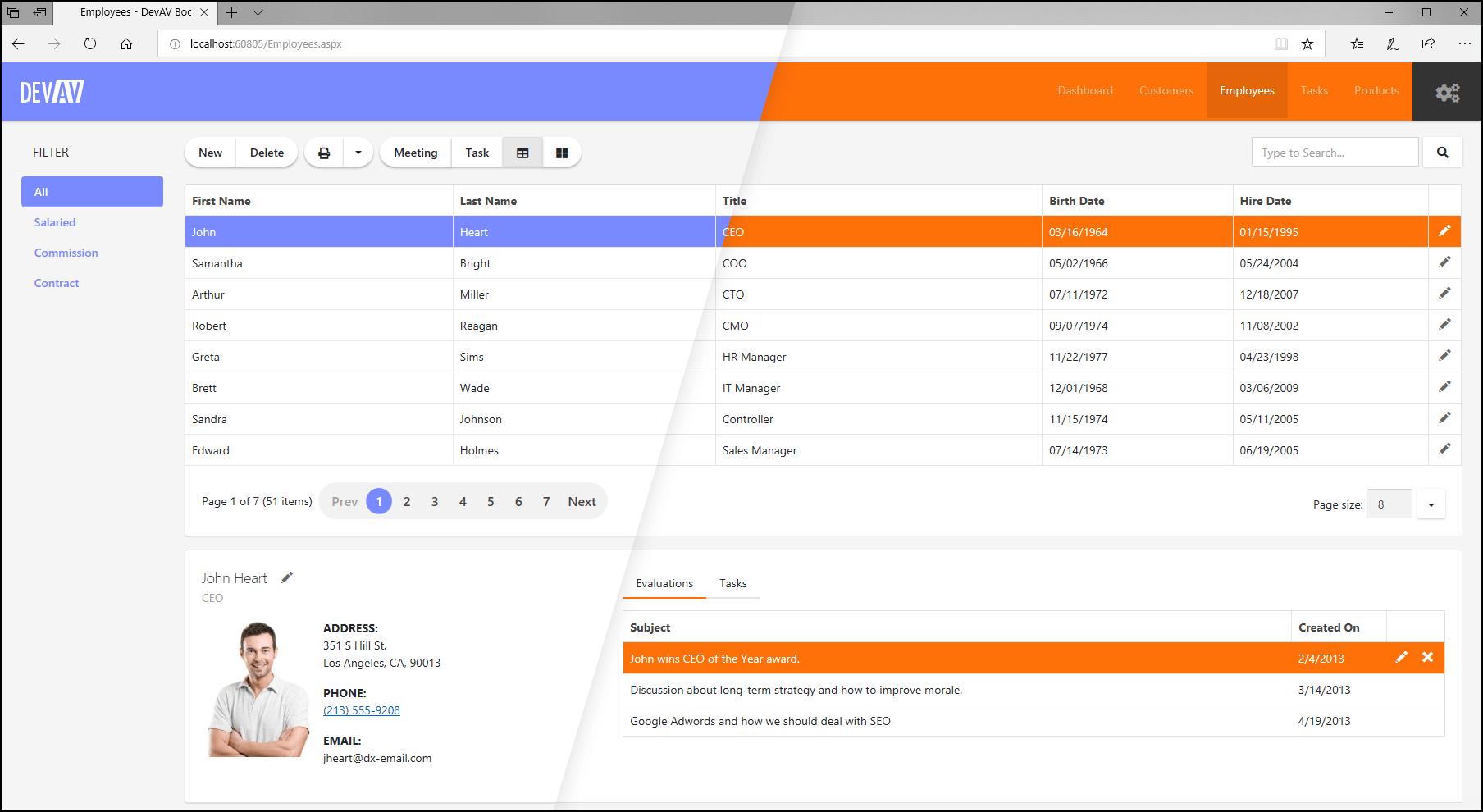 DevExpress WPF示例:使用MVVM模式将RichEditControl绑定到文档源