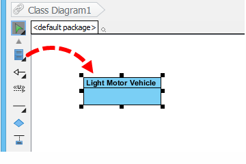 Visual Paradigm 教程[UML]:创建一个具有刻板印象的类