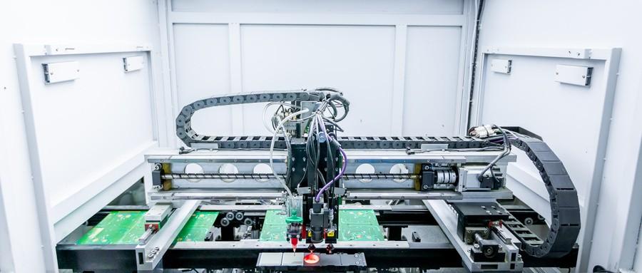聚焦工业视觉检测,。慧都大数据实现芯片缺陷智能分类