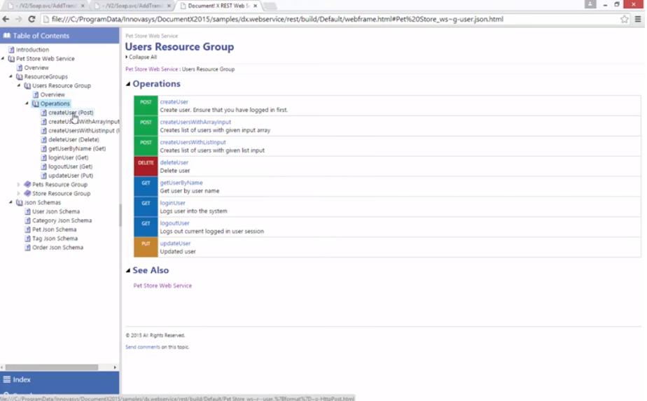 Document! X系列教程:记录Web服务