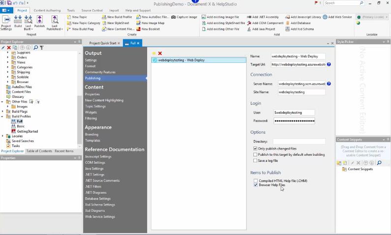 Document! X系列教程:包括在外部源中管理的内容