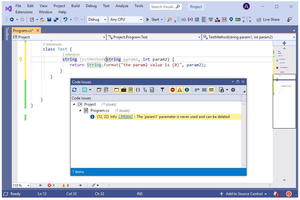 【版本更新】强大的VS插件CodeRush发布v19.1.4 支持Visual Studio 2019