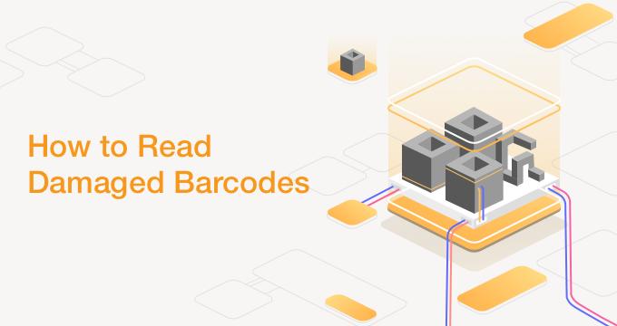 Dynamsoft Barcode Reader教程:如何读取已损坏的条形码