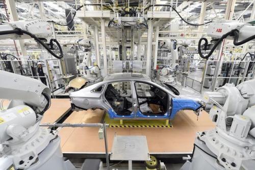 汽车零部件行业MES系统解决方案