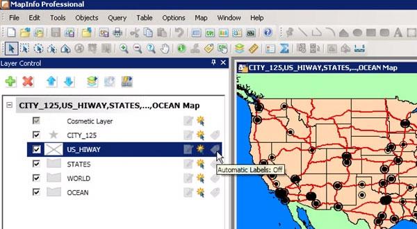 mapinfo是什么软件_mapinfo软件_mapinfo打开地图