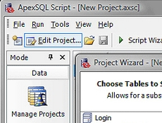 ApexSQL Script