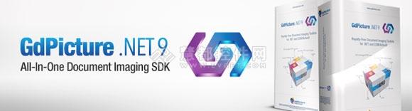 GdPicture.NET 9.4,图像处理,PDF图形处理工具