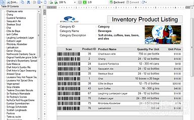 ActiveReports 8更加丰富的条码类型和设置选项