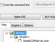 BoxedApp Packer