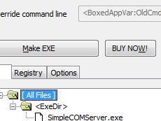 BoxedApp Packer API