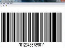 Barcode Maker Component for .Net