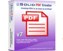 Solid PDF Creator